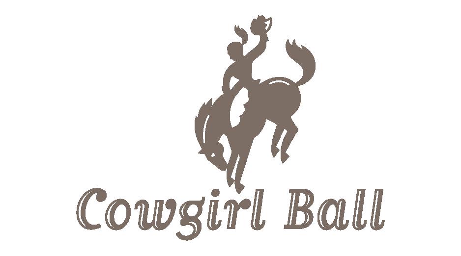 Cowgirl Ball Logo