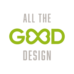 All the Good Design Logo
