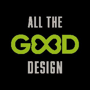 All the Good Design Logo