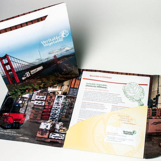 Veritable Vegetable Sales Kit, San Francisco, CA