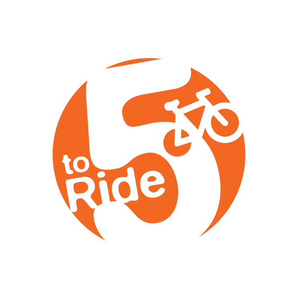 5 to Ride Campaign by Melissa Tatge