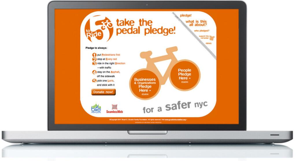 5 to Ride Website