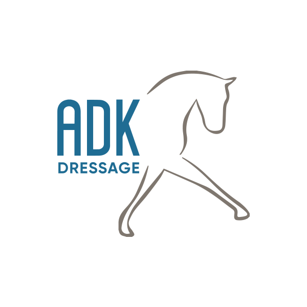 ADK Dressage Logo