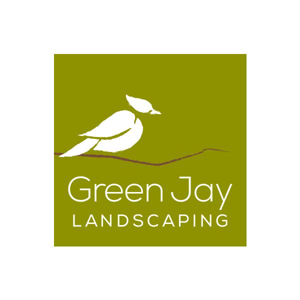 Green Jay Landscaping Logo