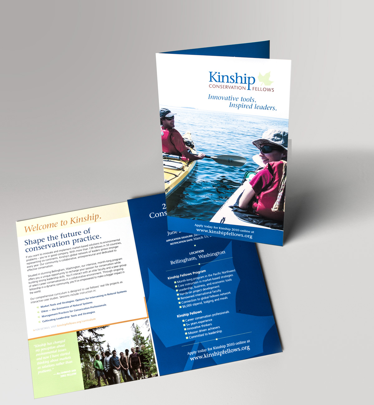 Kinship Conservation Fellows Brochure