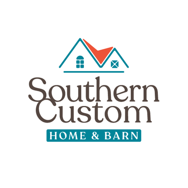 Southern Custom Home & Barn Logo